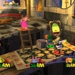 shrek super slam gameplay