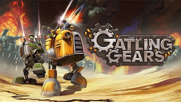 Gatling gears