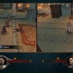 The First Templer gameplay splitscreen