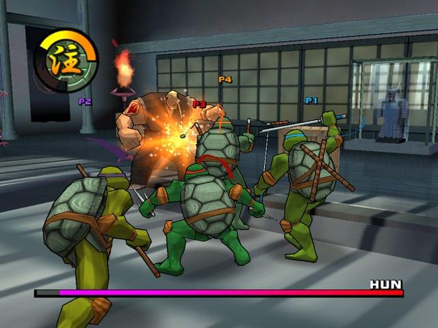 Teenage Mutant Ninja Turtles 2: Battle Nexus 2004