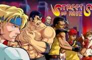 Streets of Rage Remake 2X