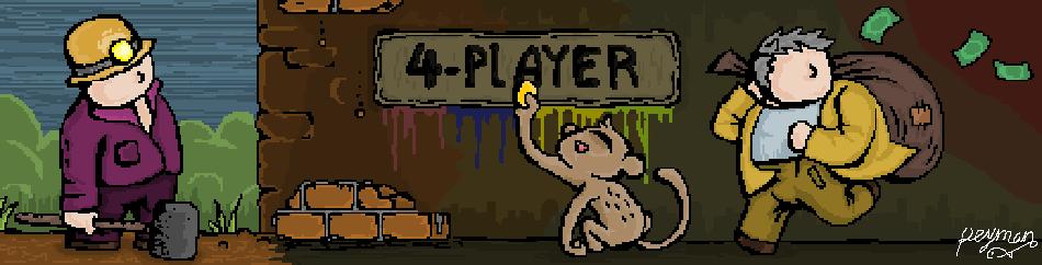 دانلود بازی های دو تا چهار نفره کامپیوتری
