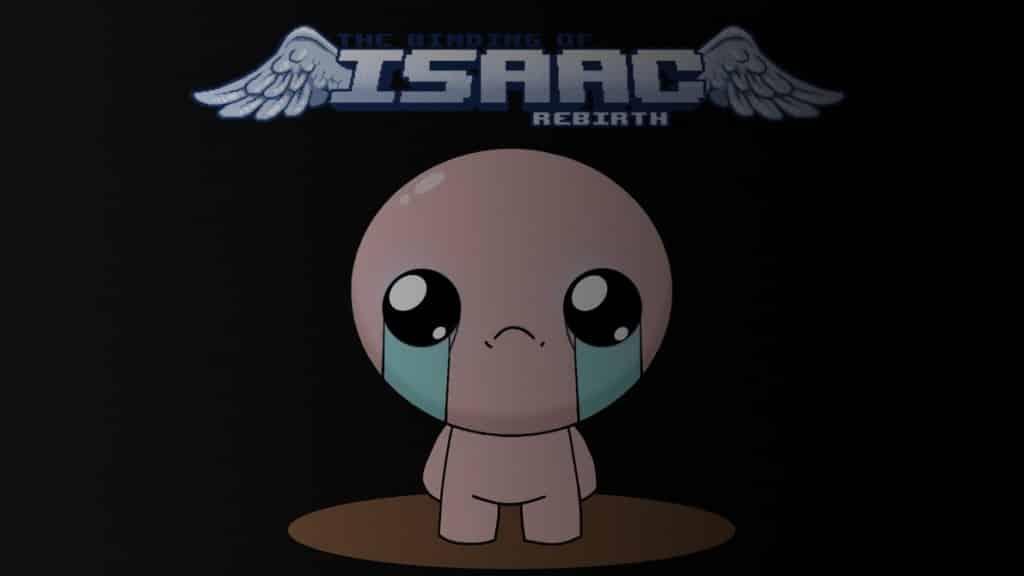 Binding of isaac Rebirth [A]m!rrezASe7eN