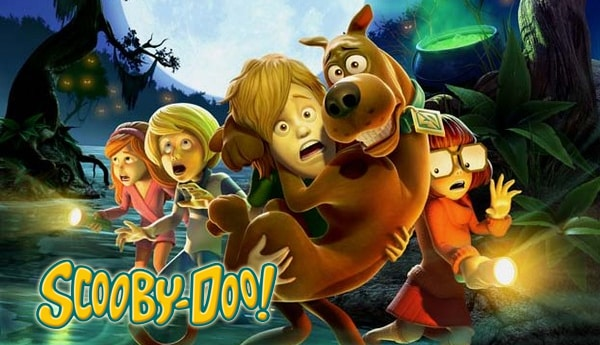 Scooby Doo and the Spooky Swamp