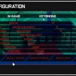 Lethal League input menu
