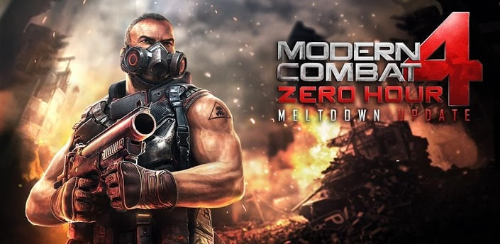 Modern Combat 4 Android