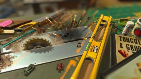 Micro Machines World Series gameplay