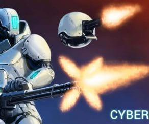 CyberSphere: SciFi Shooter